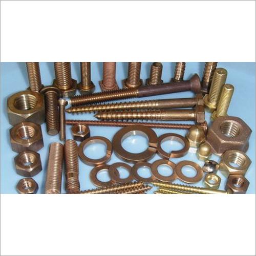70-30 Cupro Nickel Fasteners