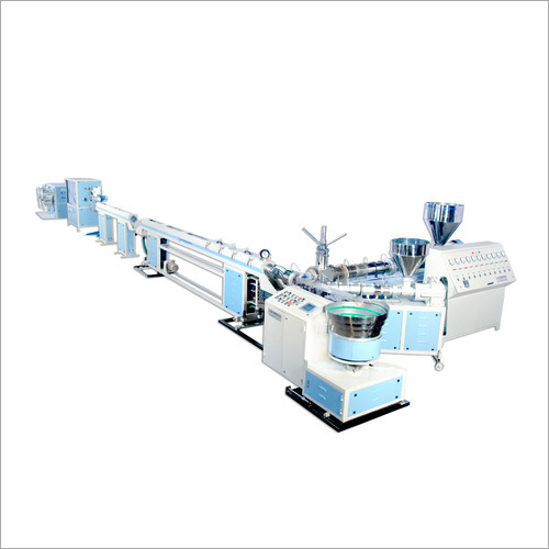 Inline Drip Pipe Machine