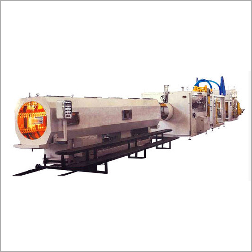 Plastic Pipe Production Line Machine