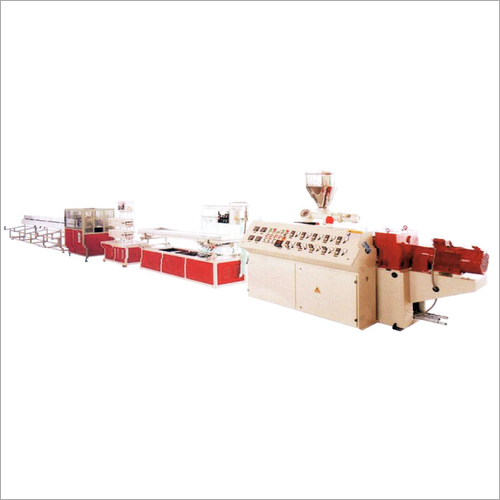 PVC Profile Production Line Machine