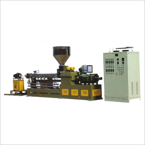 Twin Screw Parallel Extruder Machine