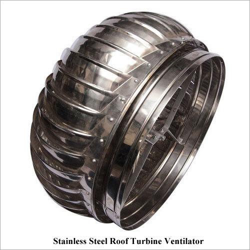 Stainless Steel Roof Turbine Ventilator