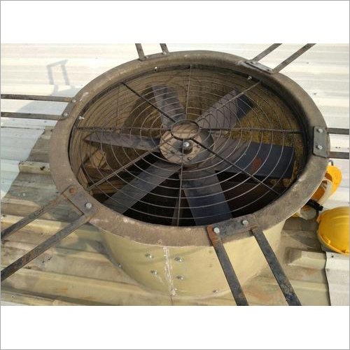 Motorized Turbo Ventilator