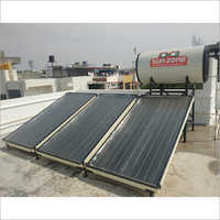 Stainless Steel Storage Tank Flat Plate Collector Solar Water Heater