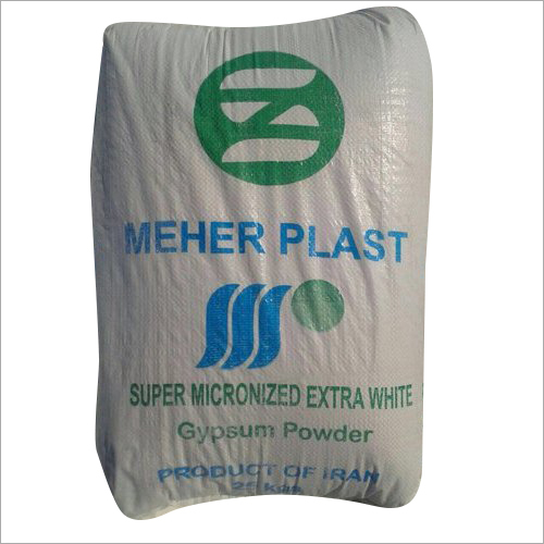 Meher Plast Gypsum Powder