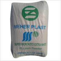 Meher Plast Gypsum Powder