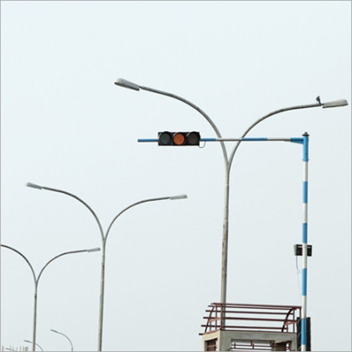 Street Tubular Pole