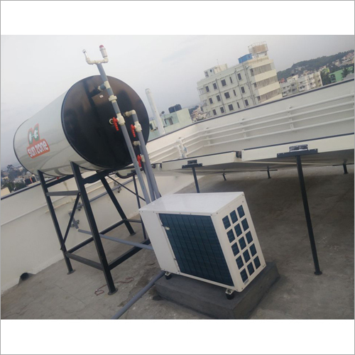 PE Coated Flat Plate Collector Solar Water Heater