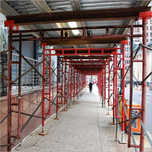 Steel Scaffolding Rental Services
