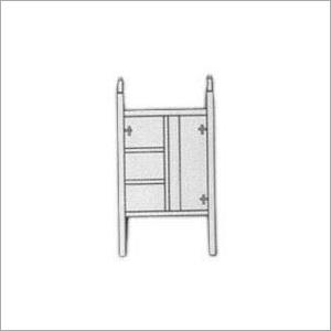 ladder h frame