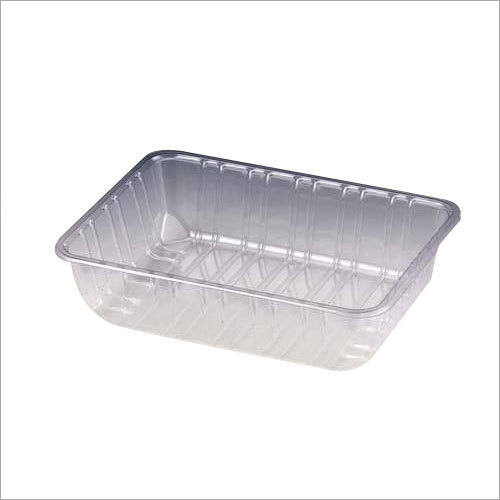 Transparent Thermoforming Plastic Tray
