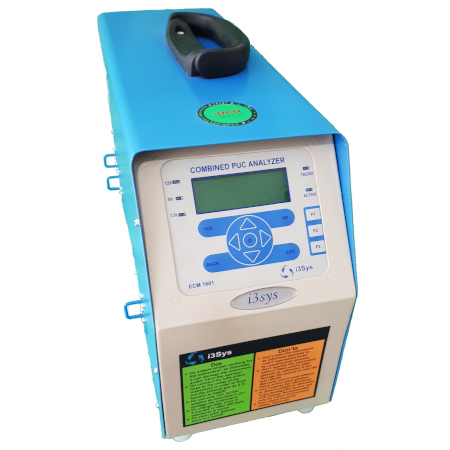 Gas Analyzer & Smoke Meter