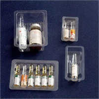 Pharmaceutical Vacuum Packaging Tray
