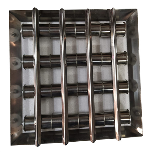 12 Inch Square Magnetic Grill