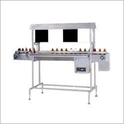 Ampoule Inspection Conveyor