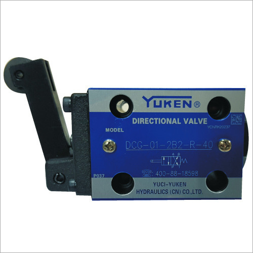 CAM Operated Directional Control Valves