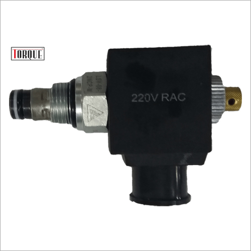 Hydraulic Cartridge valve