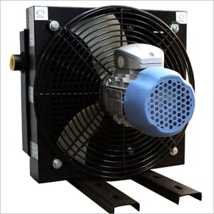 Hydraulic Air Type Oil Cooler
