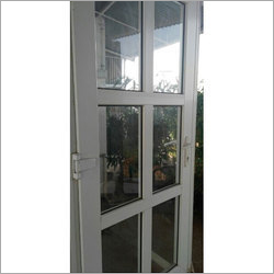 UPVC Decorative Door