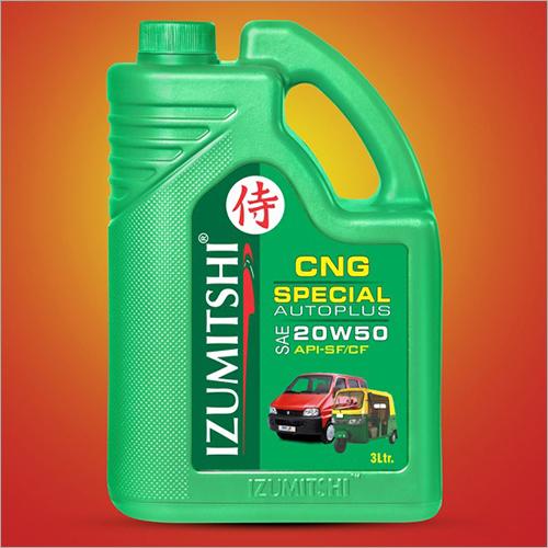 20W50 CNG Auto Oil