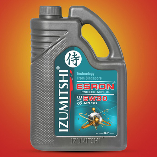 5W30 3 Ltr Synthetic Engine Oil