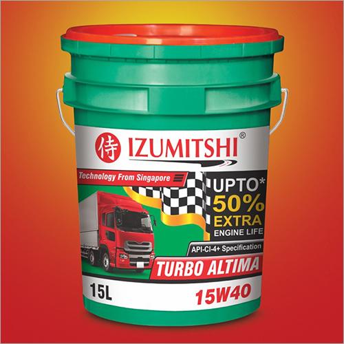 15W40 15 Ltr Turbo Truck Engine Oil