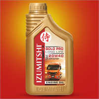 20W-40 Heavy Vehicle Engine Oil