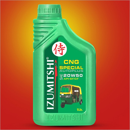 20W50 1 Ltr CNG Auto Engine Oil