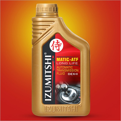 Automatic Transmission Fluid Oil