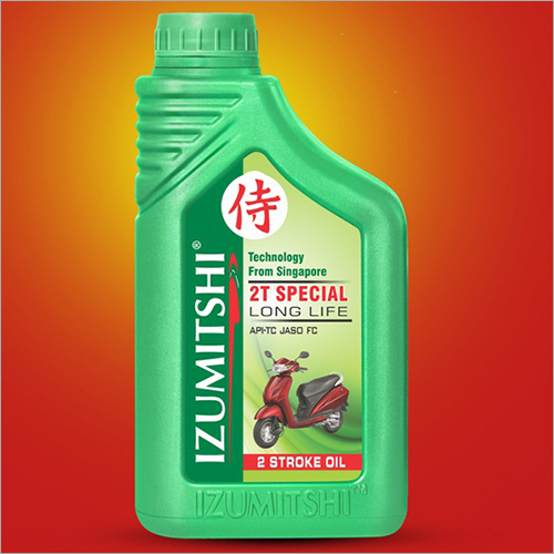 Two Wheeler Oil