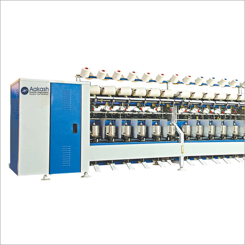140 Spun TFO Single Deck Machine