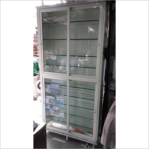 Aluminium Sliding Display Rack