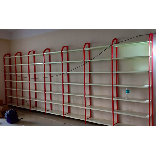 Iron Shelf Rack