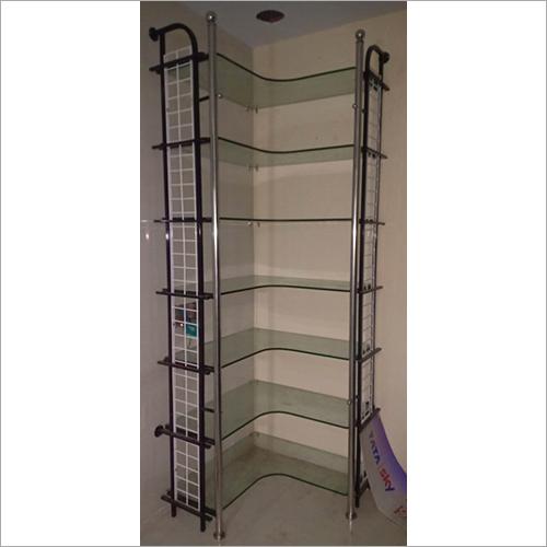 Iron Storage Shelf Rack