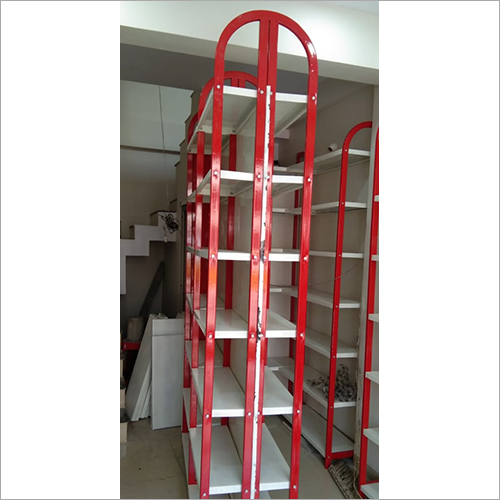 Reversible Shelf Rack