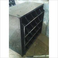 Pigeon Hole Shelf Rack