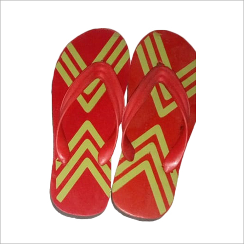 Kids Rubber Hawai Slippers