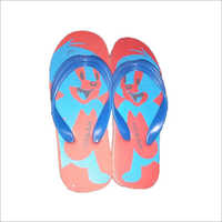 Kids Printed Hawai Slippers