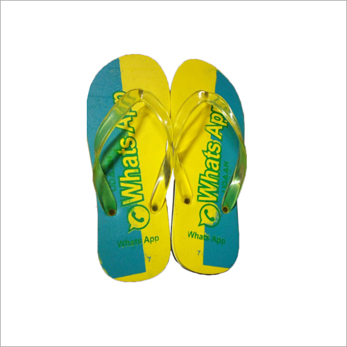 Mens Fancy Hawai Slippers