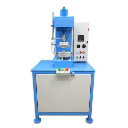 Semi Automatic Paper Plate Making Machine