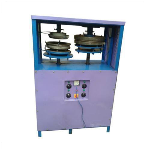 Semi Automatic Thali Making Machine