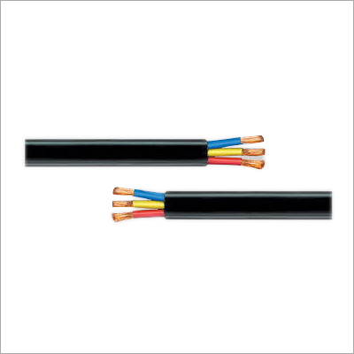 6 Sq mm Submersible Flat Cable