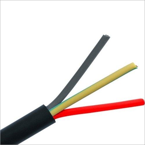 10 Sq Mm Three Core Aluminium Unarmored Cable