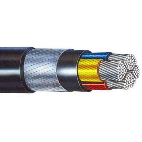 185 Sq Mm 3.5 Core Aluminium Armored Cable
