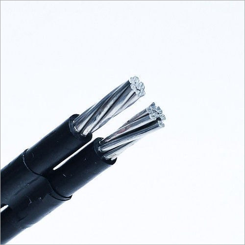 25 Sq +25 sq  mm Aerial Bunch Cable