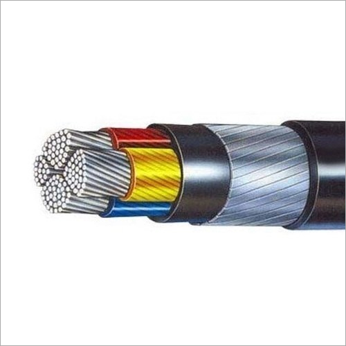 3.5 C x 35 Sq Mm Aluminium Armored Cable