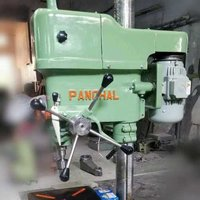 32mm Long Spindle Travel Pillar Drill Machine