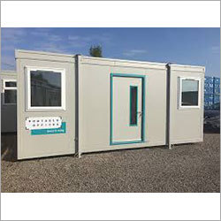 Rectangular Portable Cabin