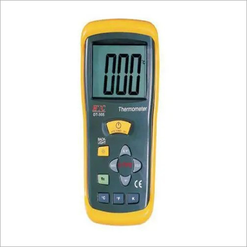 LCD Display Thermometer