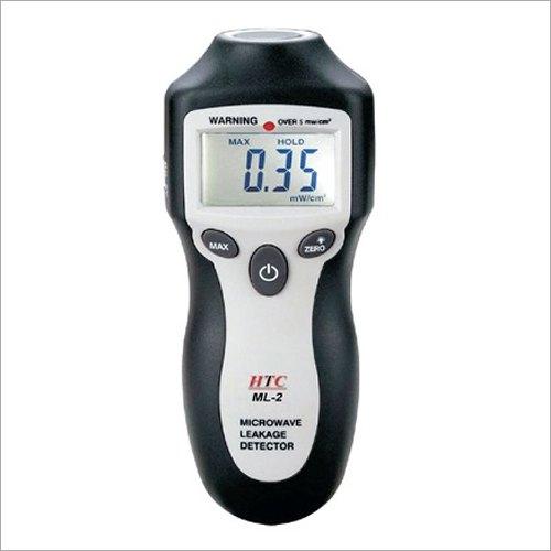 Digital Microwave Leakage Detector